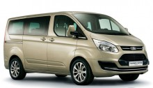 Новый Ford Tourneo Custom в прокат в Анталии