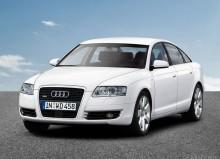 Audi A6 в аренду в Антали