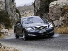 Mercedes Benz S в аренду в Анталии
