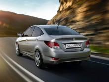 Hyundai Accent Blue в аренду в Анталии