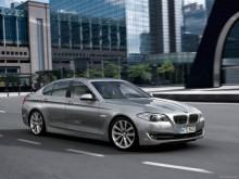 Авто BMW 5 seria в аренду в Анталии