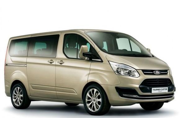 аренда микроавтобуса Ford Castom