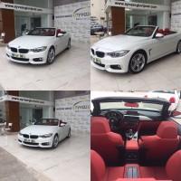 Прокат кабриолета в Анталии BMW 4.20