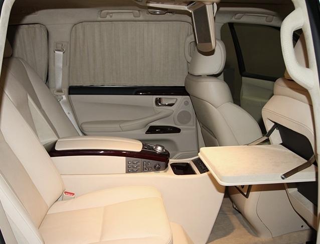 Салон авто класса LUX